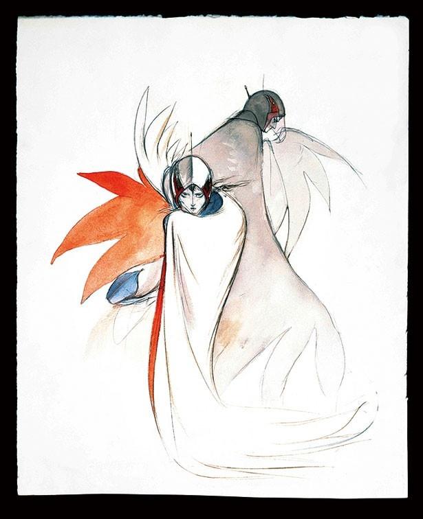 【写真を見る】「科学忍者隊 ガッチャマン 1987」タツノコプロの人気テレビアニメ。科学忍者隊の活躍を描いている