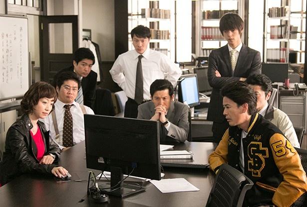 唐沢寿明主演ドラマ「THE LAST COP/ラストコップ」の新エピソードがHuluにて毎週金曜配信!