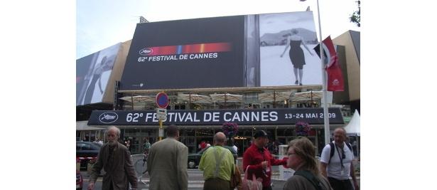 フランス南部のリゾート地で開催されるカンヌ国際映画祭