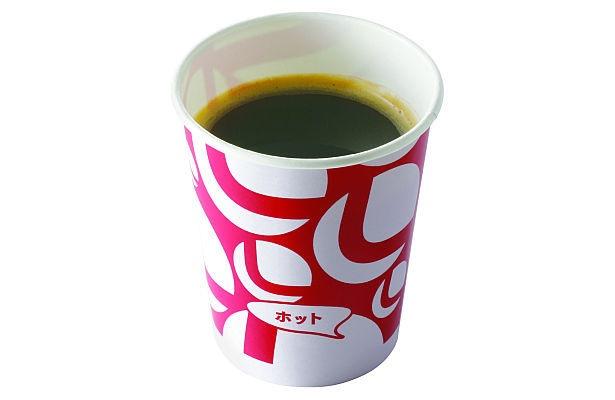 150円で高品質なロッテリア「ホットコーヒー」【ほか各社のコーヒー画像】