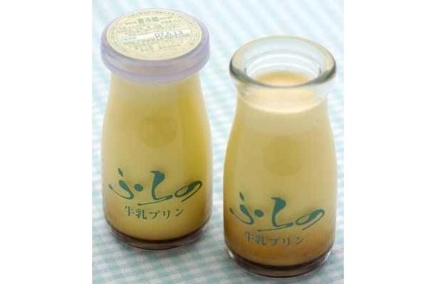 とろ〜りおいしい!「ふらの牛乳プリン」監修の藤田シェフ監修で、味も確実