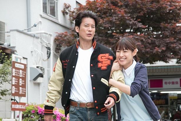 日本テレビ×Huluの共同製作ドラマ「THE LAST COP/ラストコップ」第3話が配信開始。京極(唐沢寿明)とホームヘルパーの七海(瀧本美織)との間に恋の予感?