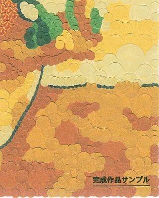 シールの具合がわかる拡大画像や、北斎など他の作品画像