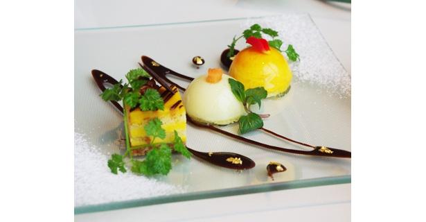 小さくてかわいい! サロンドシュウサンクチュアリの「Vegetable Sweets」