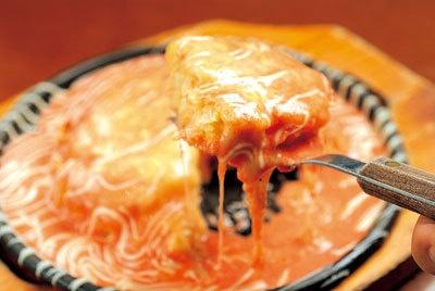 おかんの「博多めんたいクリーム焼き」