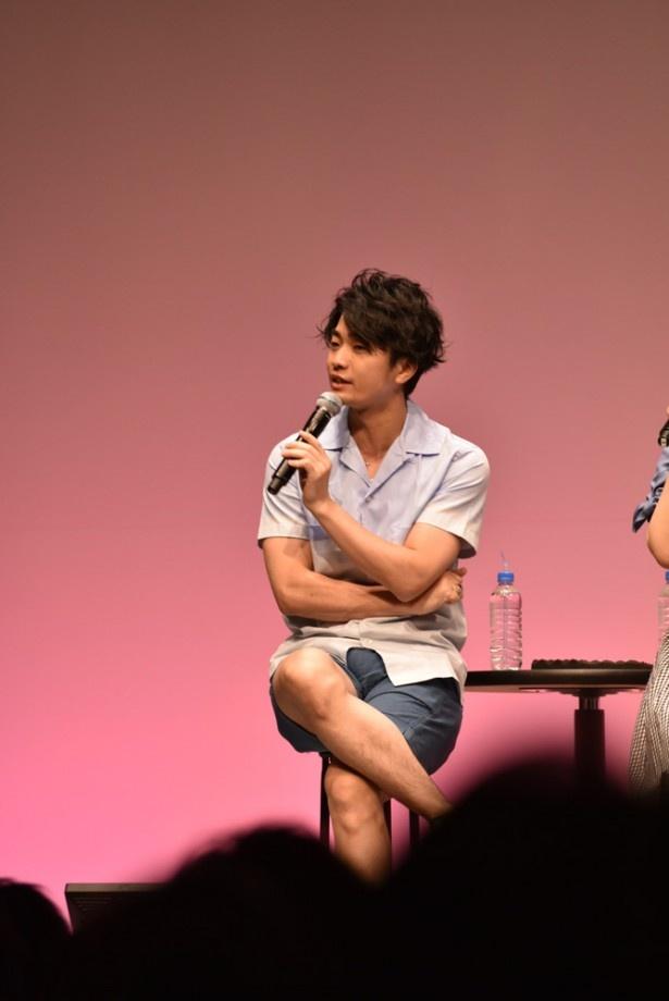 福山さんは自らの立ち位置を「ぶっこみ役」と表現。ここぞという時に話に切り込んでいき、笑いをとるというスタンスとのことでした