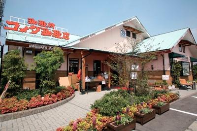 コメダ珈琲初の全席禁煙店「名古屋空港東店」が4/16にオープン。店内はクリーンな雰囲気に