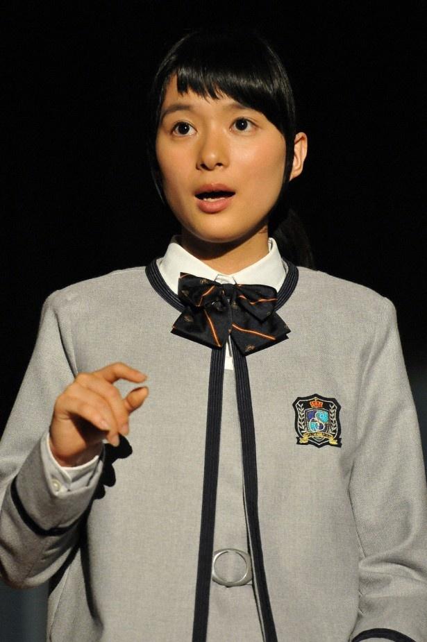 約1000人の中から選ばれたヒロイン・芳根京子