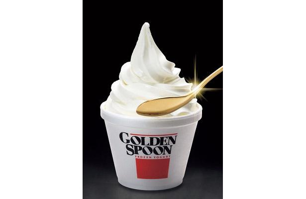 Golden Spoonのダブルバニラ 401円