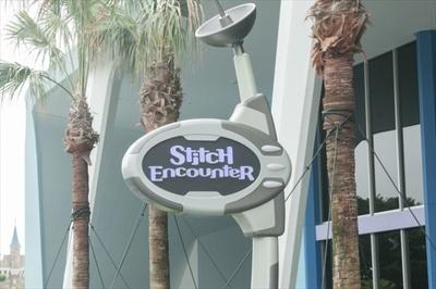 「スティッチ・エンカウンター」外観