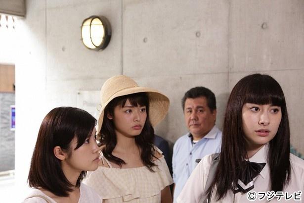 美山加恋さんのポートレート