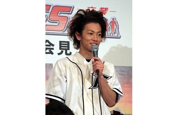岡田役の佐藤健は「絶対観てほしい!」とコメント