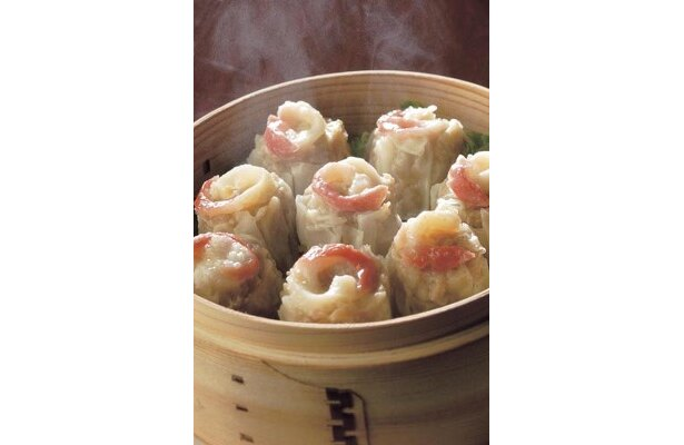 「華隆」のホッキしゅうまい…8個入¥1050