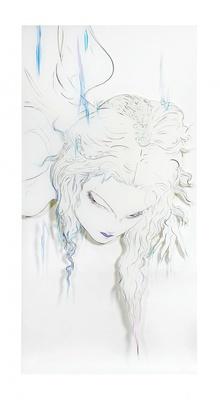 「聖人」。7月15日(水)にAmazonに登場した「天野喜孝 『黙示録』 原画12点+DVDセット」