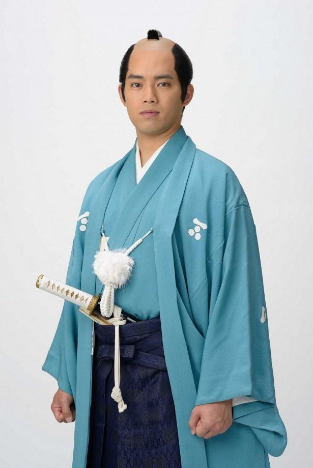 三浦貴大は長州最後の藩主となる毛利元徳を演じる