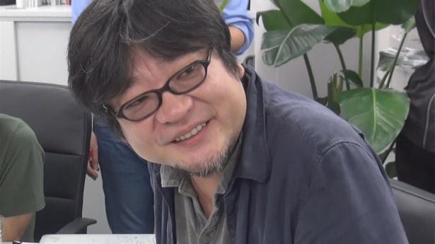 細田守監督の「バケモノの子」制作に密着!