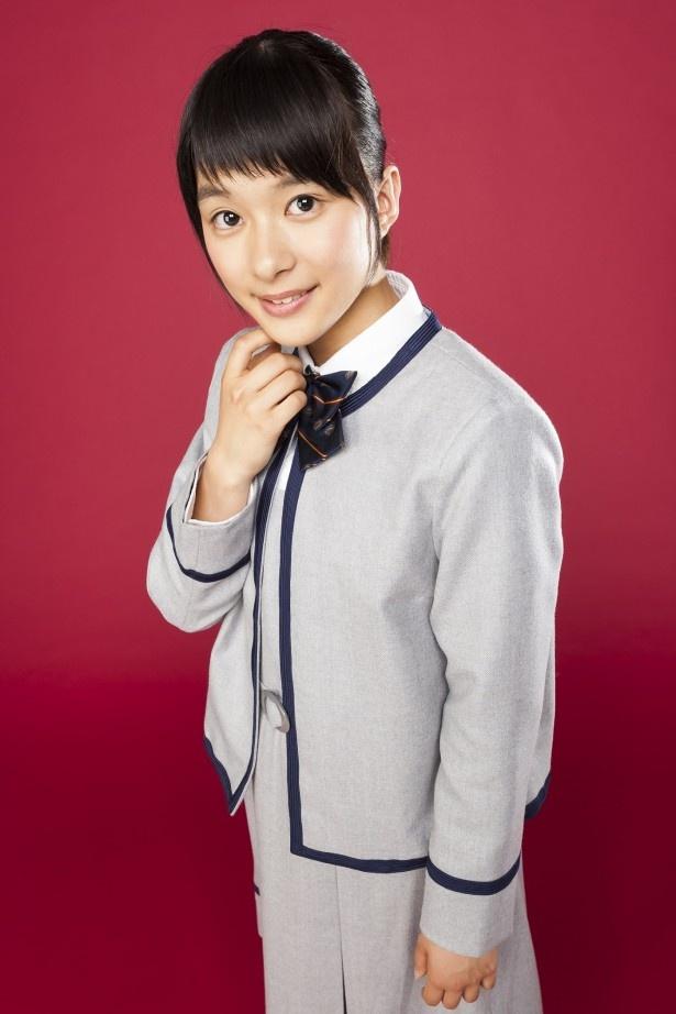 1000人のオーディションを勝ち抜き、「表参道高校合唱部!」で連続ドラマ初主演の座を射止めた芳根京子
