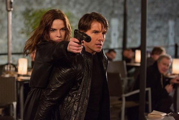 レベッカ・ファーガソン演じる謎の女スパイ・イルサなど、さまざまなキャラクターが登場!