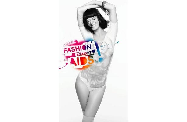 ケイティ・ペリーも参加している「Fashion Against AIDS」
