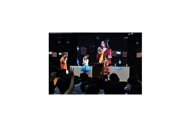 WF「アルペジオ」イベントでヨタロウが大活躍!