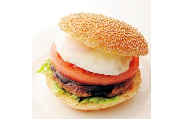 ダチョウ肉が超ヘルシー!大阪の「堺バーガー」(1500円)