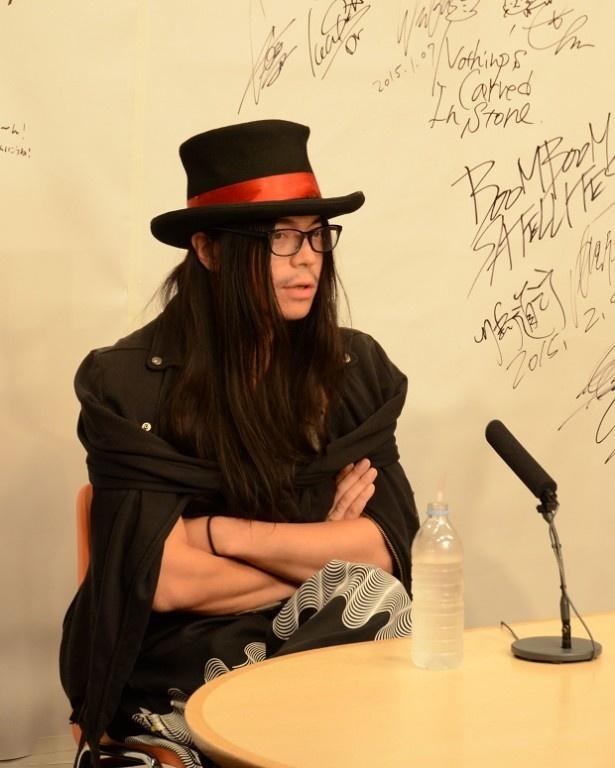 7月22日に生配信された「ロック兄弟」に出演したRIZE・KenKen