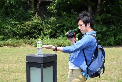 「い・ろ・は・す Meet」はパシフィコ横浜の臨港パークで開催された