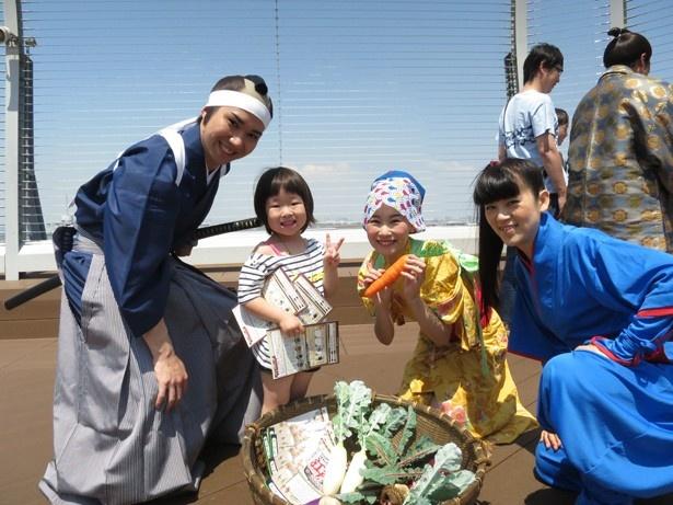 江戸の町の雰囲気を生体験できる人気イベント