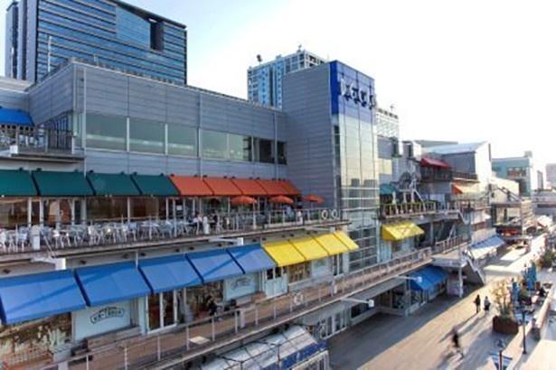 デックス東京ビーチでは、鑑賞席付きのお得な買い物券を販売