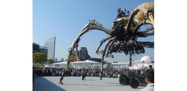 横浜で開催中の「開国博Y150」など、いずれも通常通り開催予定