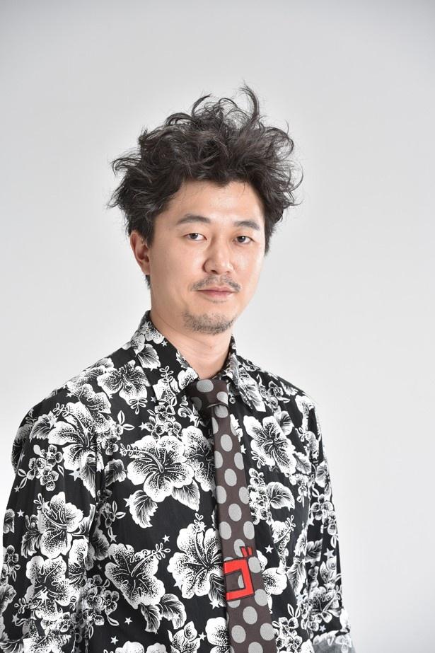 ゴリラパン工場の社長・ゴリライモ役を演じる新井浩文