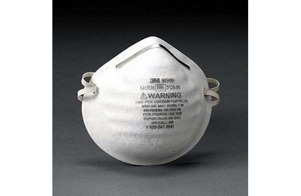 メーカー欠品が相次ぐ「防護マスク 8000 N95」。5/21段階でランキングは14位。この順位は買えないためなのだとか