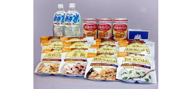 4人家族分の3日分の食糧も売れ行き好調!保存食ランキング3位(5/21現在)
