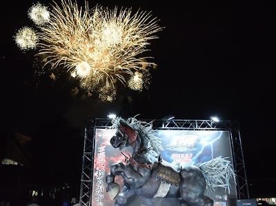 今年も大盛況となった神宮外苑花火大会