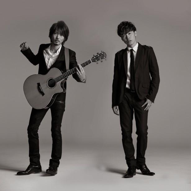 ボーカルのMITSUAKIと、ギター&ボーカルKYOHEI戸とのユニット、Honey L Days
