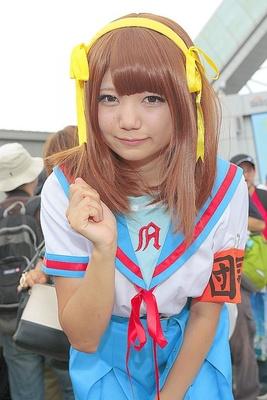 美人コスプレイヤー画像 in コミケ88 27/40
