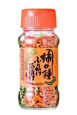 長岡市が発祥の柿の種。「柿の種ふりかけ」(90g、525円)