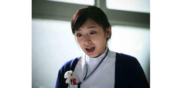 加護亜依は『呪怨 黒い少女』で主役を好演