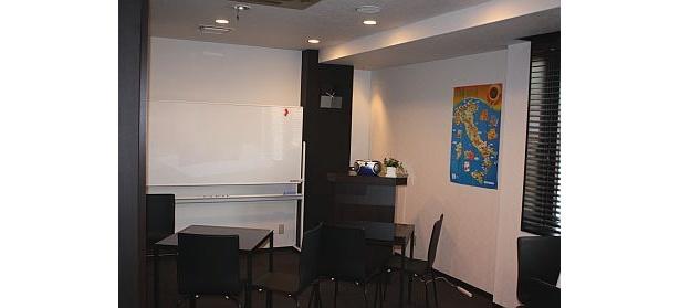 セミナースペースなど【カフェの詳細画像】