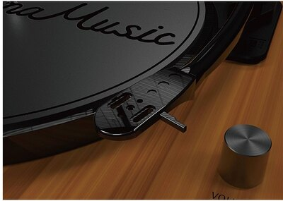 【写真を見る】2014年に2300万枚を売り上げるなど、アナログレコード熱が再び高まっている