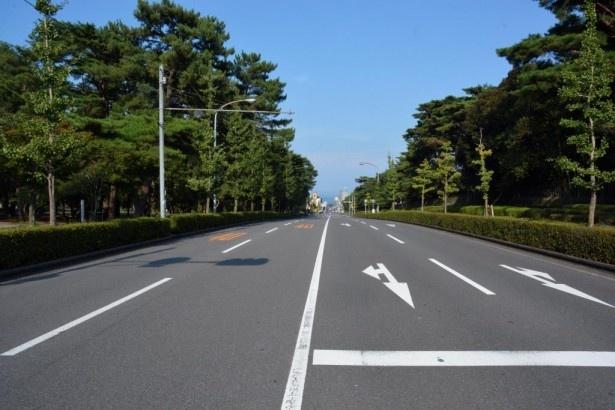 公道を封鎖しての「スライド・ザ・シティ」は日本初となる