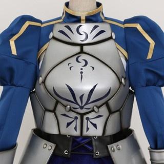 まさに具現化!「Fate」セイバーの甲冑が登場