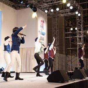 「アイマスSideM」初一般イベントでライブを披露