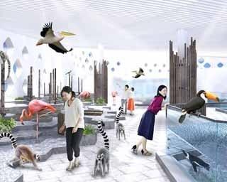生き物たちが暮らす世界を体感できる「うごきにふれる」ゾーンなど、さまざまな感動体験が待ち受けている(写真はイメージ)