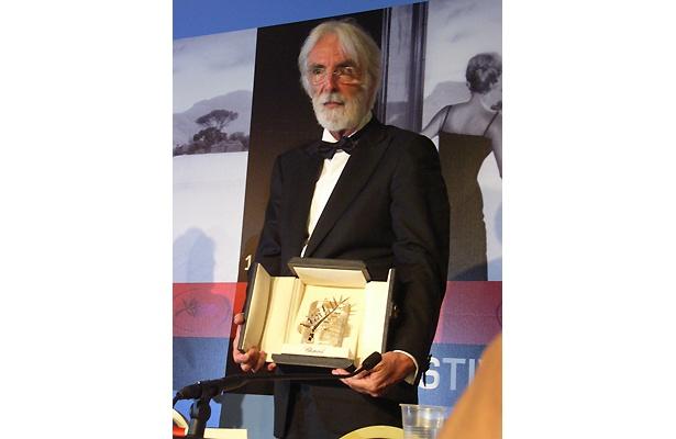 パルム・ドールを受賞した『The White Ribbon』のミヒャエル・ハネケ監督