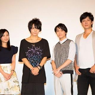舞台「NARUTO」DVD化記念トークショーレポ