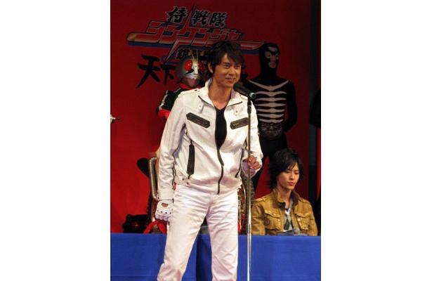 倉田は「20年ぶりにライダーを演じることが出来てうれしい」とコメント