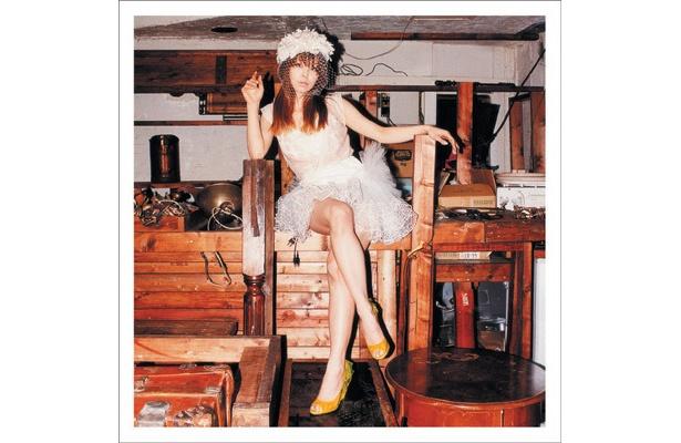 3rd album「BEAUTIFUL」通常盤ジャケット