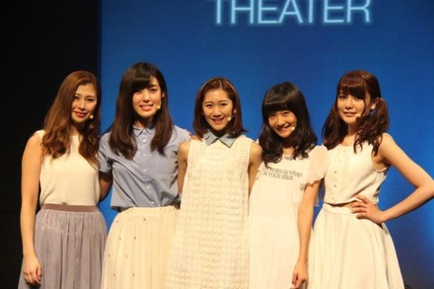 アイドリング!!!メンバーらによる朗読歌唱劇「あの日、たしかに私たちは『アイドル』だった。」のゲネプロが行われた