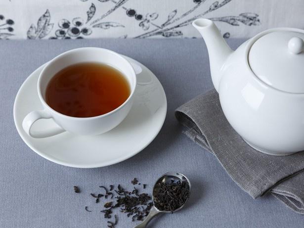 時間とともに変化する紅茶の味わいを楽しもう